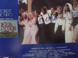 DeNiro, Robert & Walken, Christopher - authentic autographs - 3