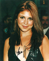 Jamie-Lynn Sigler signed 10x8 photo.