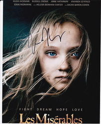 Tom Hooper Autograph Les Miserables signed in person 10x8 photo