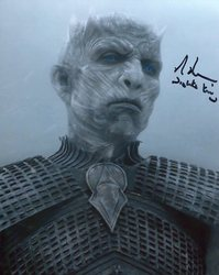 Richard Brake AUTOGRAPH Game Of Thrones SIGNED IN PERSON 10x8 photo
