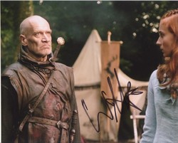 Wilko Johnson Autograph Game Of Thrones signed in person 10x8 photo