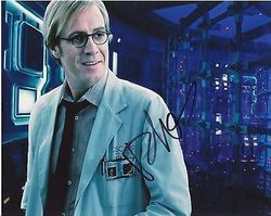 Rhys Ifans AUTOGRAPH Amazing Spiderman SIGNED IN PERSON 10x8 photo