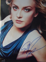 Rohm, Elisabeth - Law & Order - authentic autograph - UACC Reg. Dealer #251