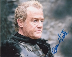 Owen Teale SIGNED IN PERSON 10x8 photo GAME OF THRONES