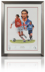 Large Robert Pires hand signed fine art print