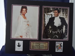 Bond Collection - George Lazenby and Diana Rigg