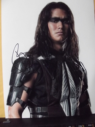 "Stewart, Boo Boo - authentic autograph - ""X-Men"""