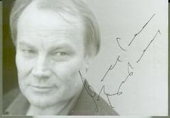 Largo in Bond movie Never Say Never Again 1983 played by Klaus Maria Brandauer