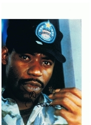 Al Matthews Autograph - 10 x 8 signed photo ALIENS