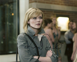 Kirsten Dunst signed 10x8 picture