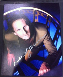 Rene Auberjonois in Star Trek Signed 10x8 Photo