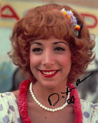 Didi Conn signed 10x8 photo