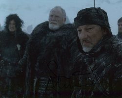 Simon Armstrong AUTOGRAPH Game Of Thrones SIGNED IN PERSON 10x8 Photo