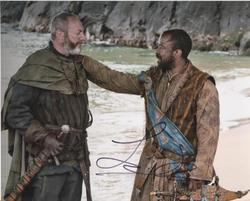 Liam Cunningham Autograph Game Of Thrones signed in person 10 x 8 photo