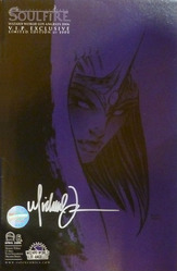 Michael Turner's Soulfire, Wizard World Los Angeles 2006, signed by Michael Turner