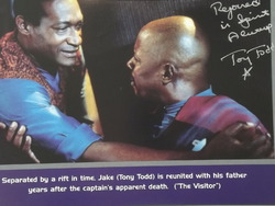 Tony Todd - Star Trek