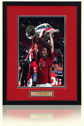 Ryan Giggs European Cup Hand Signed Photo