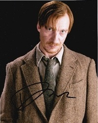 David Thewlis Autograph Harry Potter Signed In Person 10x8 Photo
