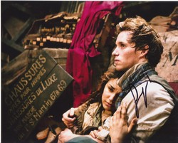 Samantha Barks AUTOGRAPH Les Miserables SIGNED IN PERSON 10x8