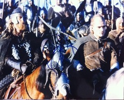 Orlando Bloom Signed Lord Of The Rings 10x8