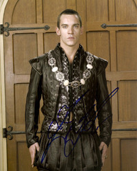 Jonathan Rhys Meyers signed 10x8 photo