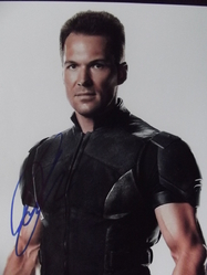 Cudmore, Daniel - as 'Colossus' in 'X-Men: Days of Future Past' Original autograph - UACC Reg.Dealer#251
