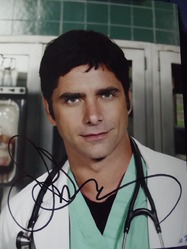 Stamos, John - authentic autograph - -  'Full House' as 'Jesse' - 'Jake In Progress' - 'ER'