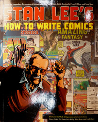 How To Write Comic Books, signed by Stan Lee