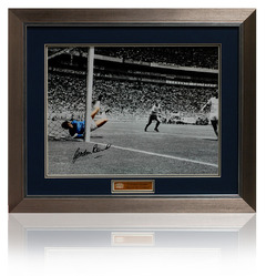 Save Of the Century hand signed by Gordon Banks,