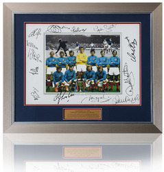 "Rangers F.C. 1972 European Cup Winners Cup 16x12"" Montage"