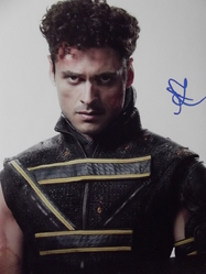 Canto, Adan - authentic autograph - X-Men - The Following