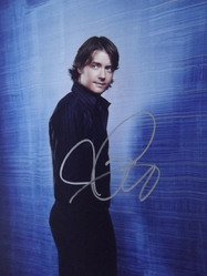 "London, Jeremy - authentic autograph - ""7th Heaven"""
