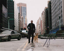 Will Smith Signed I Am Legend 10x8 Photo