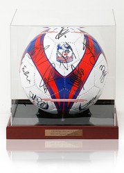Crystal Palace FC 2012/13 Squad Hand Signed Football