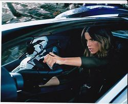 Kate Beckinsale Autograph Total Recall signed in person 10 x 8 photo