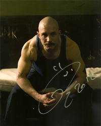 Tom Hardy signed 10x8 photo