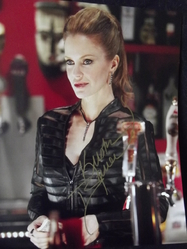 Bauer, Kristin - Original autograph - True Blood - That's Life - UACC Reg.Dealer #251