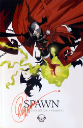 Spawn Origins Collection, Volume 1, signed by Capullo