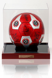 SHEFFIELD UNITED Squad Signed Football