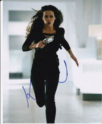 Kate Beckinsale Signed Total Recall10x8 Photo