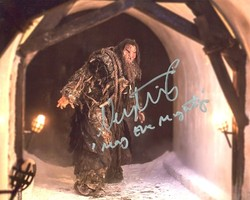 Neil Fingleton AUTOGRAPH Game Of Thrones SIGNED IN PERSON 10x8 Photo