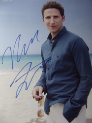 Feuerstein, Mark - authentic autograph - 'Good Morning Miami' - 'Royal Pains'