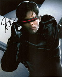 James Marsden signed 10x8 photo