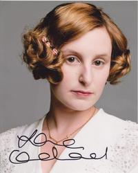 Laura Carmichael Autograph Downton Abbey signed in person 10x8 photo