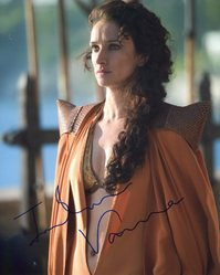 Indira Varma Autograph Game Of Thrones signed in person 10x8 photo