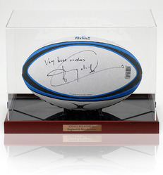 Jonny Wilkinson hand signed Rugby Ball