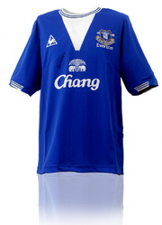 Neville Southall hand signed Everton shirt