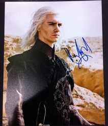 Harry Lloyd Autograph Game Of Thrones signed in person 10x8