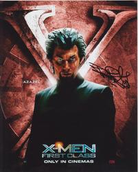 Jason Flemyng signed IN PERSON 10x8 photo X-MEN FIRST CLASS