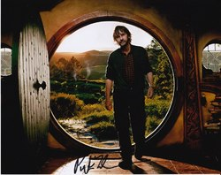Peter Jackson Autograph The HOBBIT signed in person 10x8 photo